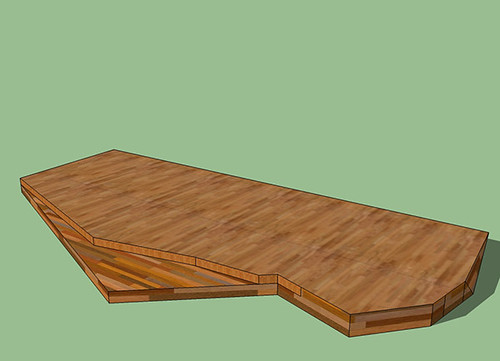 Deck - Original Sketch