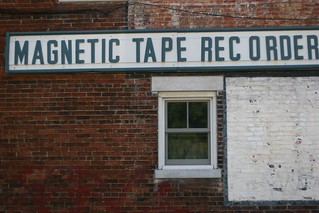 Around Louisville: SignPorn at Magnetic Tape Recorder