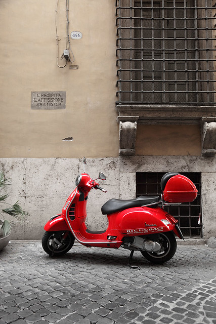 Rome Red