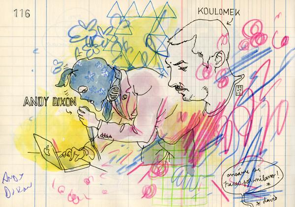 andy dixon & koulomek