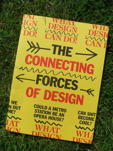 What Design Can Do! The connecting forces of design.