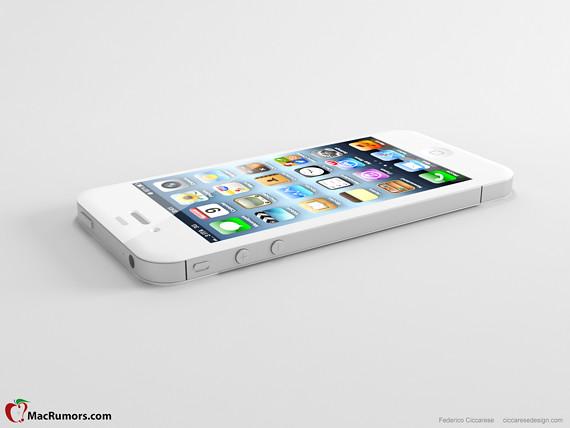 Nuevo iPhone 5 pantalla más grande y nueva tecnología