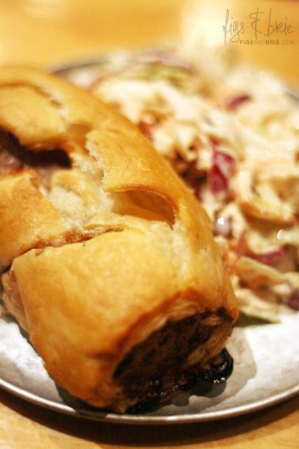 Pork & Fennel Sausage Roll, The Pie Tin