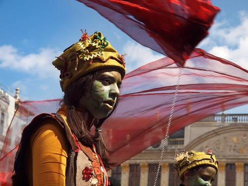 Zinneke Parade ¬ 5262
