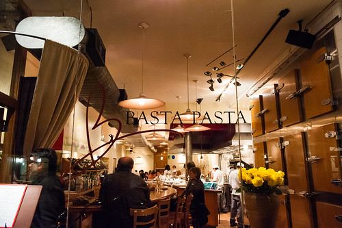 Sexual harassment lawsuit filed against Basta Pasta Restaurant