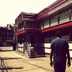 Court Square Diner, Long Island City, Queens, NYc