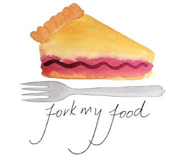 ForkMyFood Illustrations