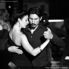 Tango Antwerpen Festival 2012