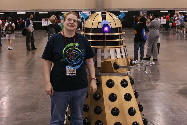 Phoenix Comicon - Dalek