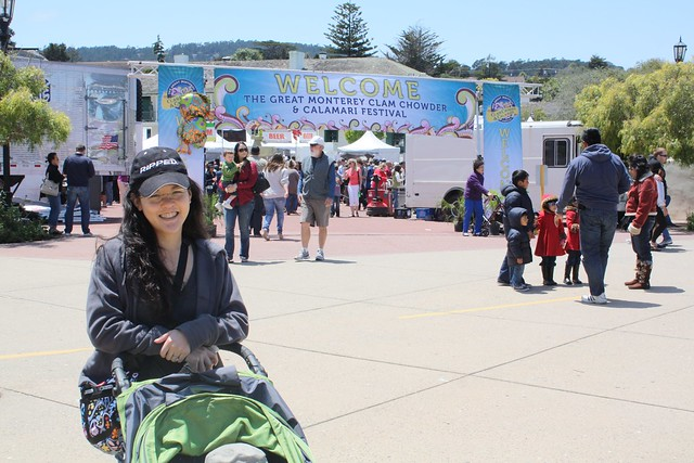 Monterey Clam Chowder Festival