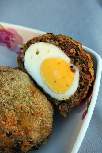 7293115292 af2bbf392f Scotch eggs au Chorizo