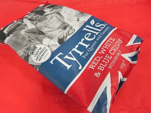 Tyrells Jubilee Crisps