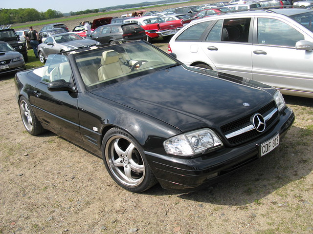 mercedes benz sl 320 r129 flickr photo sharing. Black Bedroom Furniture Sets. Home Design Ideas