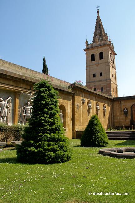 La catedral de oviedo catedral de san salvador de oviedo qu ver en asturias qu ver en - Casas rurales cerca de oviedo ...