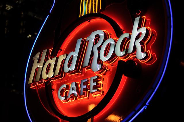Nashville Hard Rock Cafe 2