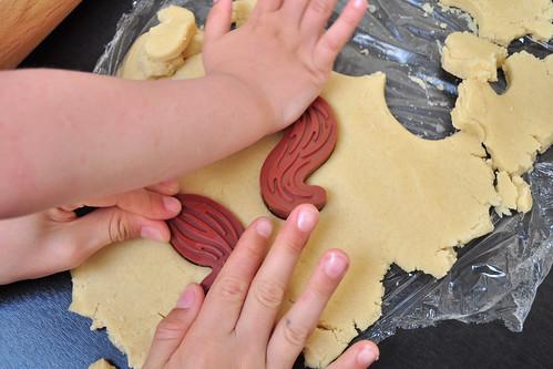 snorrenkoekjes maken