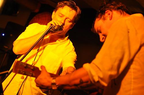 Manu Théron & Fantazio by Pirlouiiiit 02062012