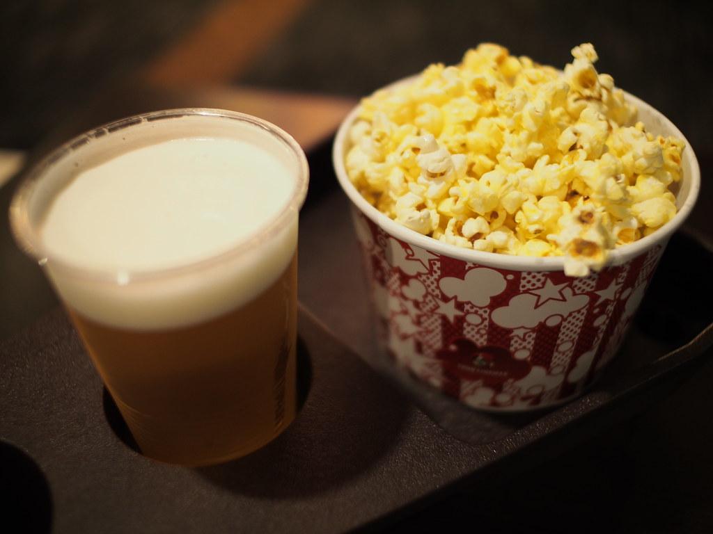 Beer & Popcorn