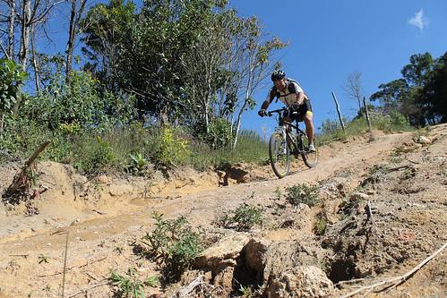 Trilha de Mountain Bike - Pedra da Lua - Andradas -42