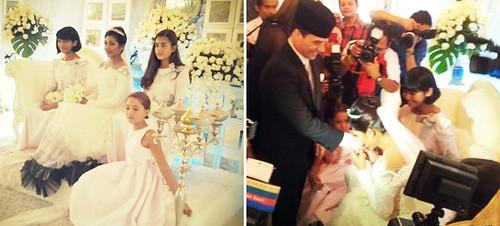 7344167804 bf8fe1ff89 Gambar perkahwinan  Nurul Wahab dan Eric Depp  | Gambar pernikahan Nurul Wahab dan Eric Depp