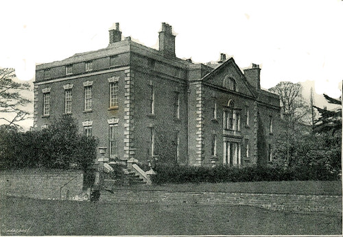 Corbett Hospital early 1900