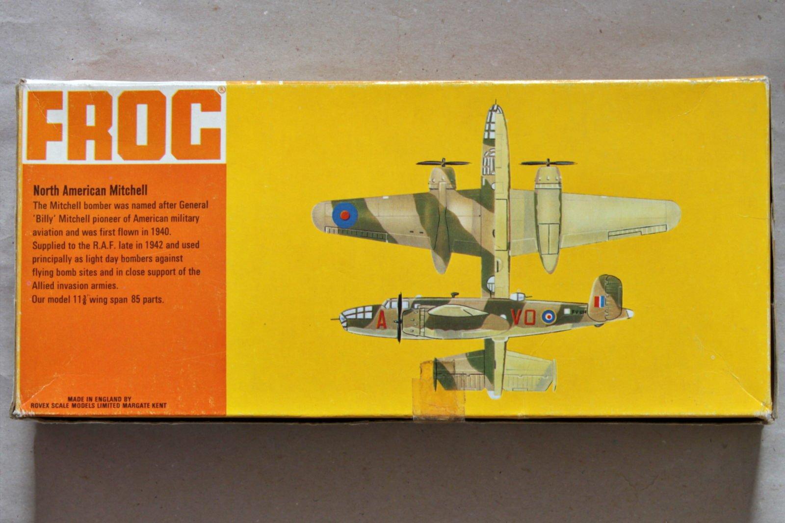 B-25 Mitchell FROG 1/72