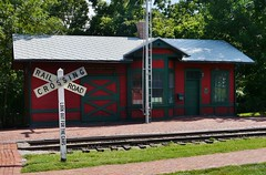 61112-169, RR Depot & Railway Express Office