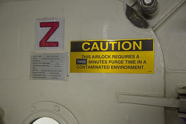 Header of airlocked