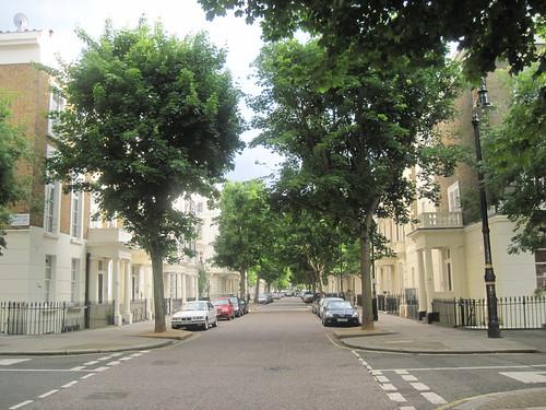 Pimlico Streets