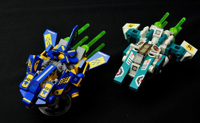 GARC #73 - Blue Nabii
