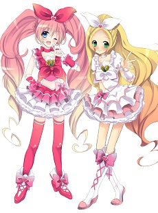 Suite Precure! - Suite Pretty Cure!