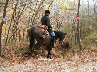 A cavallo in Valle