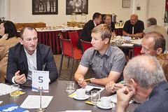 Regionální byznys setkání podnikatelů s odborníky -Plzeňský kraj, 10.5.2016