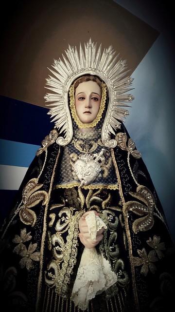 Virgen Dolorosa 2016