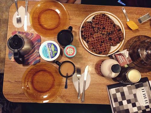 Waffle Lovers (5-4-15)