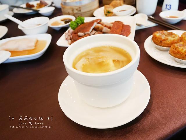 台北東區華漾大飯店港式飲茶 (29)