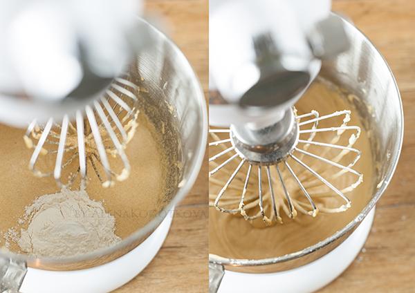 Making Date Cake