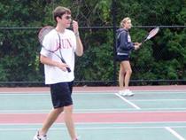 Club Sports: Tennis