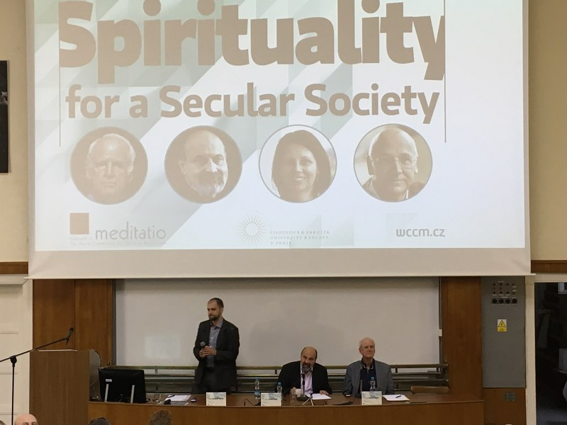 Meditatio Seminar: Spirituality for a Secular Society