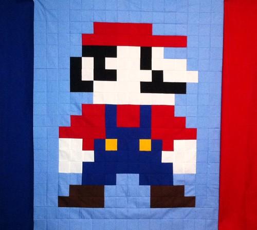 Mario by Misha Misha Misha