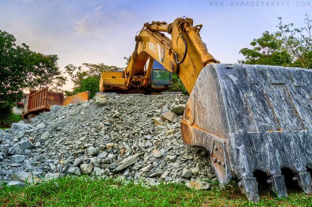 The Excavator III