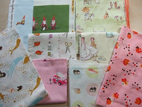 GREAT fabrics from Lisa