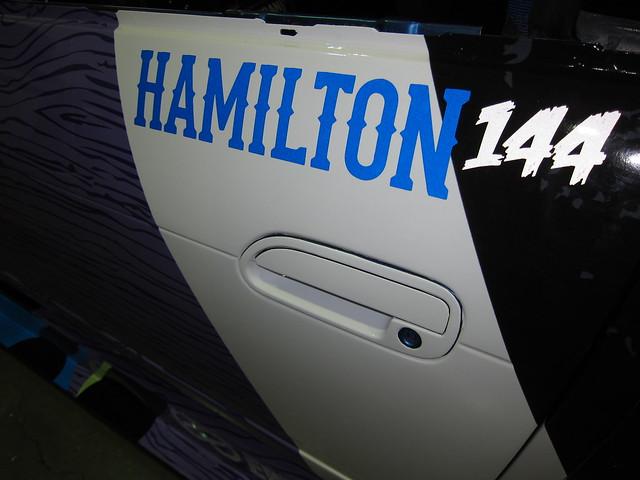 Hamilton livery 2012 029