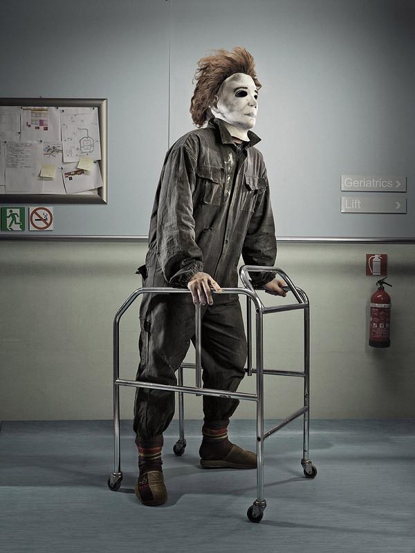 """Michael Myers de """"Halloween"""""""
