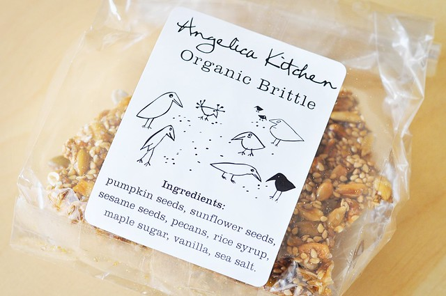 Angelica brittle