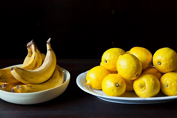 Banana and Citrus