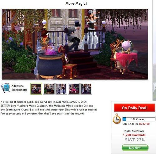 Apr 09, · Many of you still play the Sims 3, and EA still has the Sims Store open for Sims 3 content. As such, you may wish to keep an eye out on this thread to see if some other deal comes up on a Set you may want.