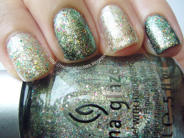 china glaze ray diant swatch