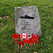 2011 - Poppy Placing on Battle of the Atlantic Memorial