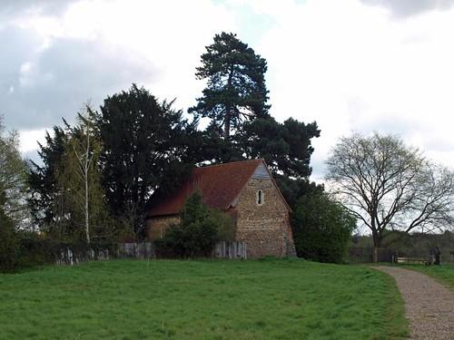 Harlowbury Chapel (3)